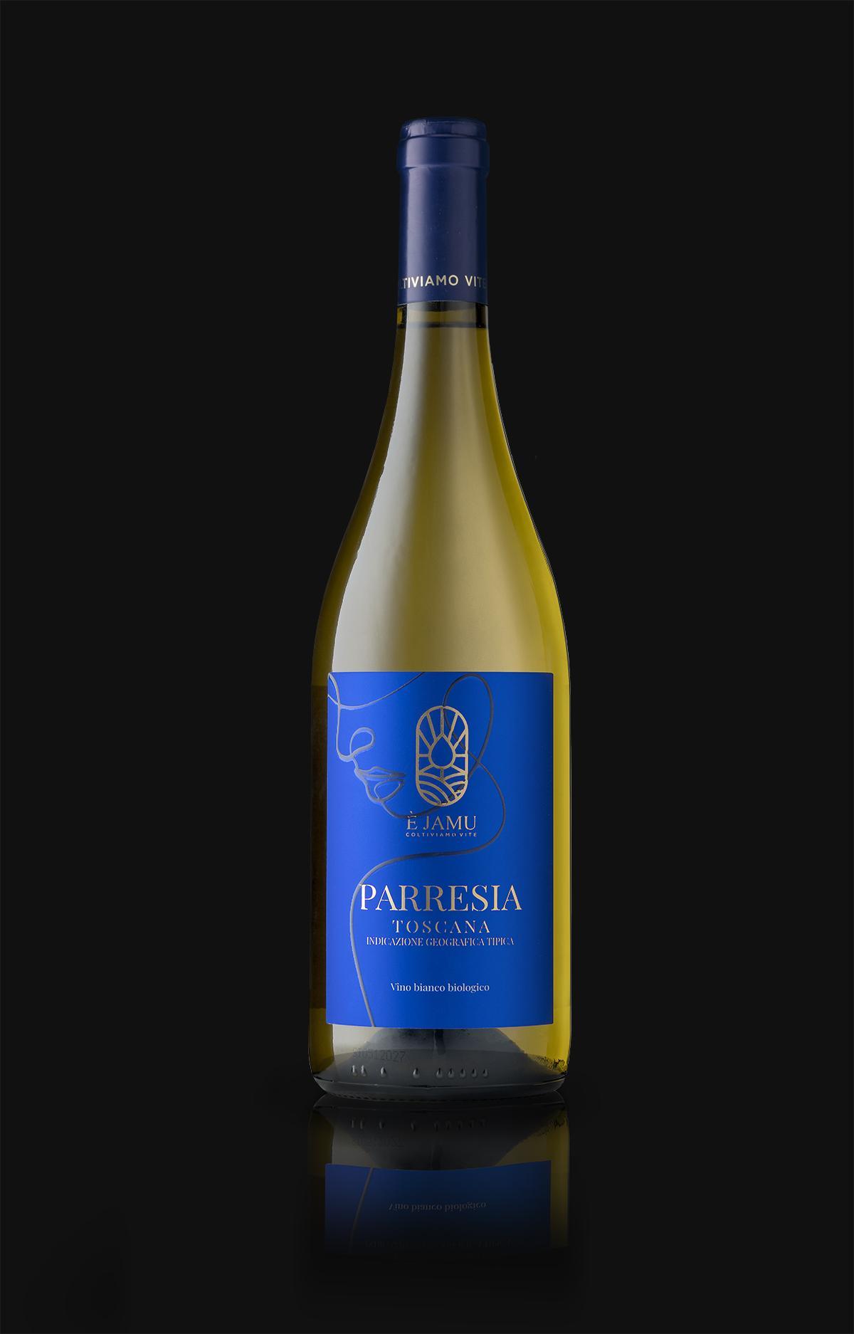 parresia white wine ejamu